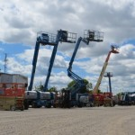 Aerial Equipment Auction