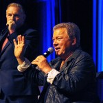 John McKenzie meets William Shatner