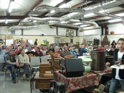 - Antique-furniture-auction