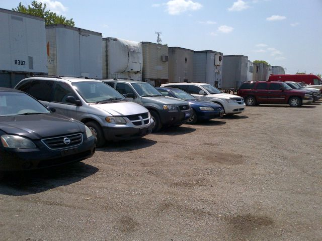 Online Auction – Vehicles – Closes Tuesday October 25 @ 12 Noon