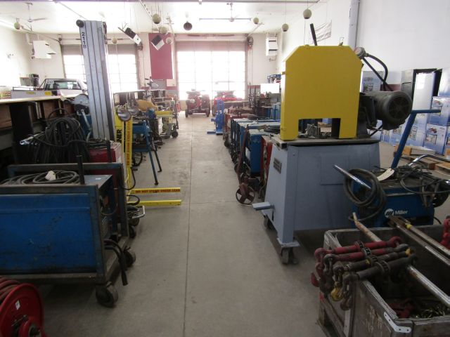 Online Auction – Tools & Equipment Closes Mon July 11 @ 12 Noon