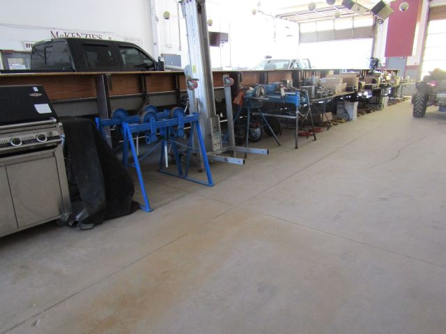 Online Auction – Tools & Equipment Closes Mon Aug 22 @ 12 Noon