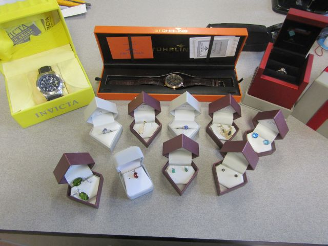 Online Auction – Jewellery Closes Mon Dec 12 @ 12 Noon