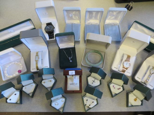 Online Auction – Jewellery & Prints Closes Fri Feb 3 @ 12 Noon