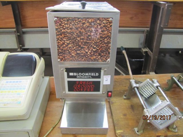 Online auction restaurant equipment closes wed mar 1 for Curtis walk in cooler
