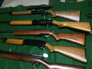 Online Auction – Air Pistols and Rifles Closes May 23 @ 6 pm