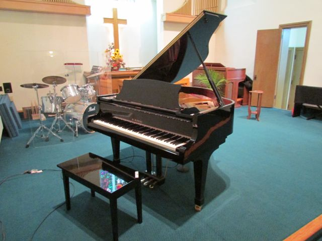 Online Auction – Church Contents in Tillsonburg Closes Oct 24 @ 6 pm