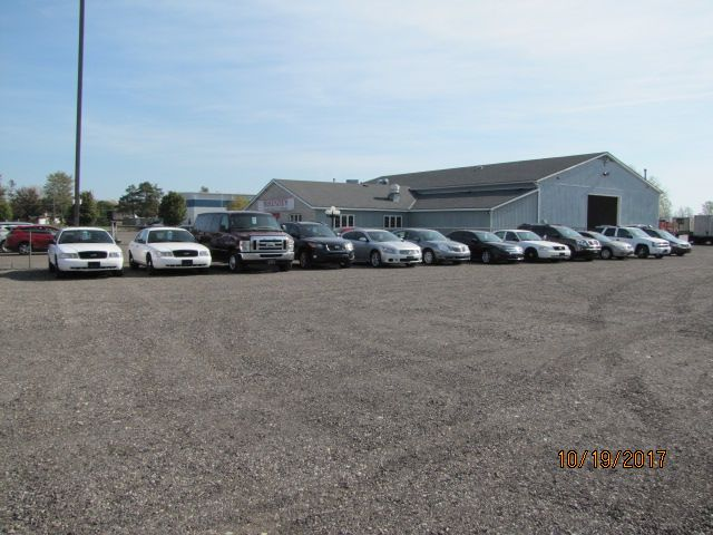 Repossessed Vehicle Auction – Wed October 25 @ 6 pm