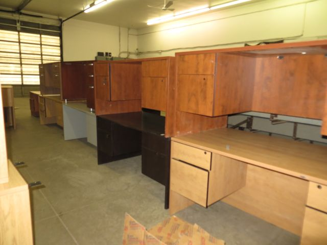 Online Auction – Office Furniture Bidding Starts to Close Wed Dec 6 @ 6 pm